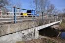 Remont mostu przez rzekę Niemicę DW106